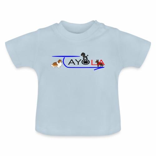 Tayola Black - T-shirt Bébé