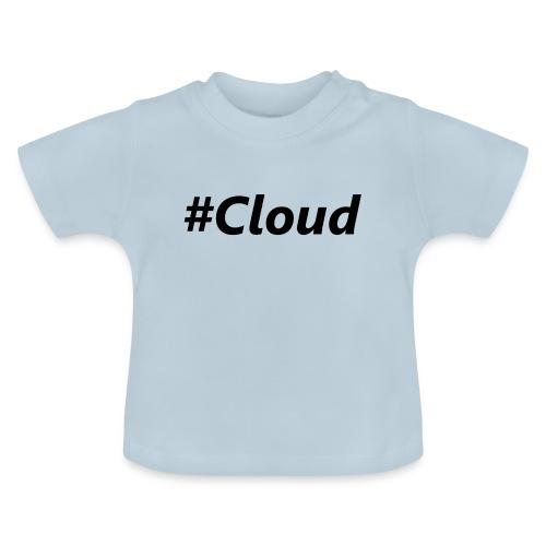#Cloud black - Baby T-Shirt