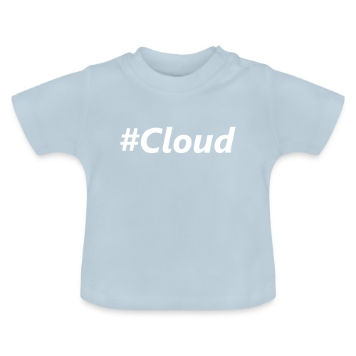#Cloud White - Baby T-Shirt