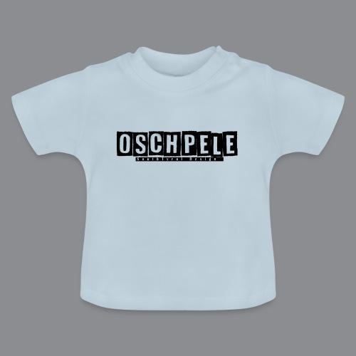 oschpele Kachelform - Baby T-Shirt