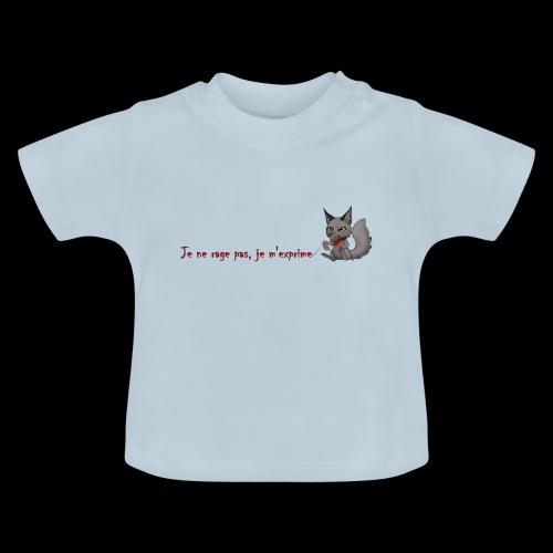 RavenWolfire Design - T-shirt Bébé