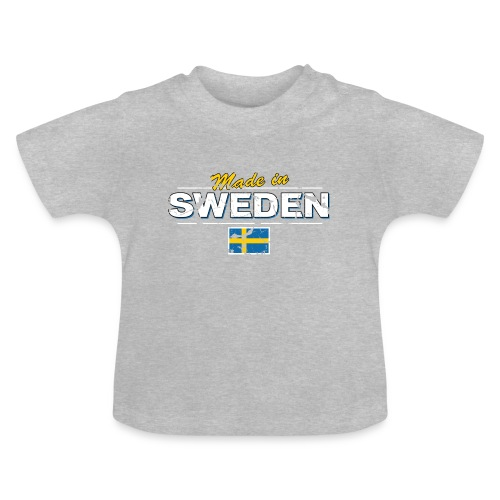 MADE IN SWEDEN - Baby T-Shirt