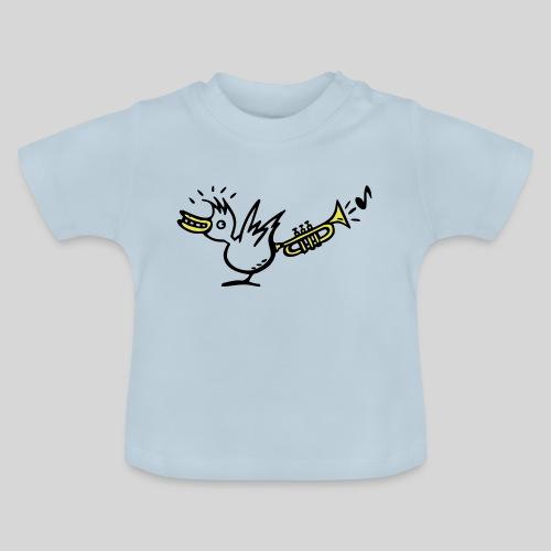 trompetenvogel - Baby T-Shirt