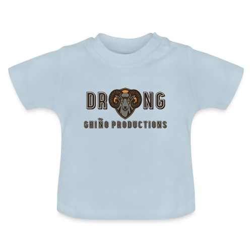 DRONG - Maglietta per neonato