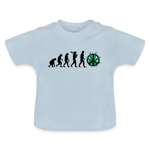 Evolution Cannabis - Baby T-Shirt
