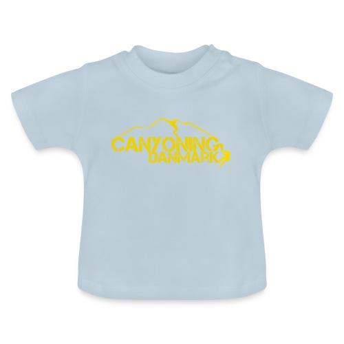 Canyoning Danmark - Baby T-shirt