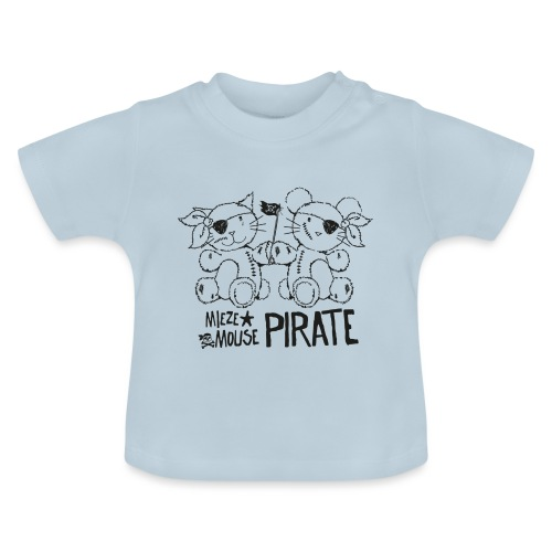 MIEZEMOUSE PIRATE - Baby T-Shirt