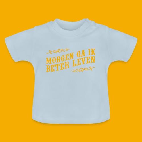 tshirt yllw 01 - Baby T-shirt