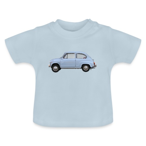 600er Oldtimer - Baby T-Shirt