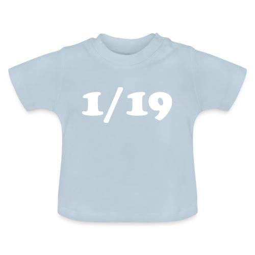 1/19 - Vauvan t-paita