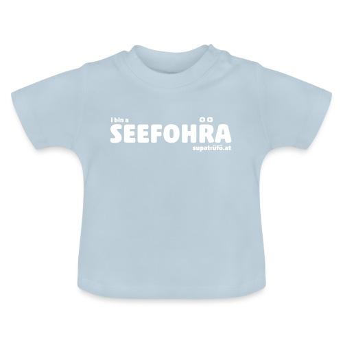 supatrüfö SEEFOHRA - Baby T-Shirt