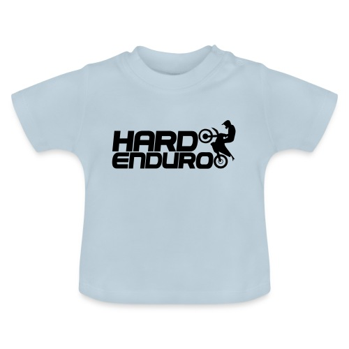 Hard Enduro Biker - Baby T-Shirt