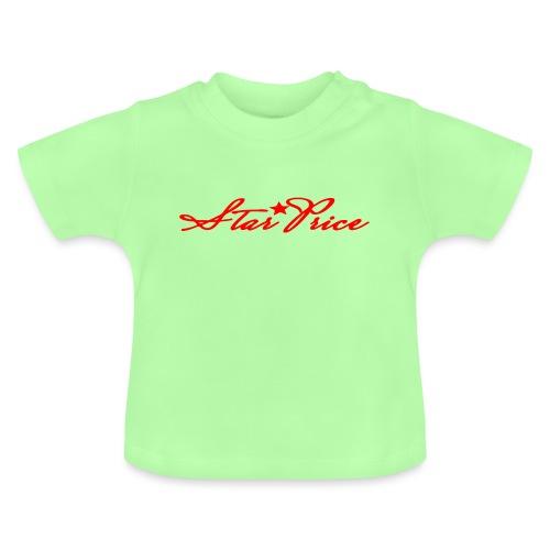 star price (red) - Baby T-Shirt