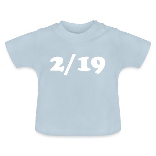 2/19 - Vauvan t-paita