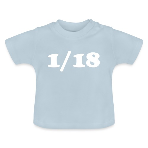 1/18 - Vauvan t-paita