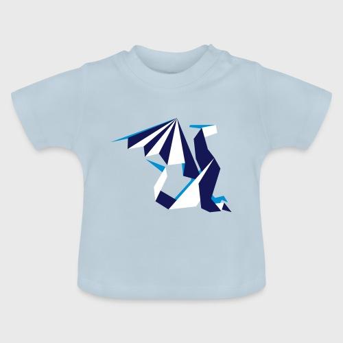 Dragon Origami - T-shirt Bébé