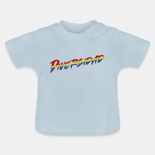 Diversidad Gay - Camiseta bebé