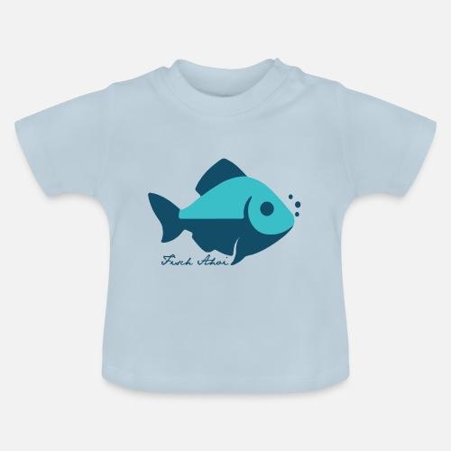 Fisch Ahoi - Baby T-Shirt