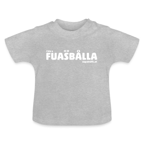 supatrüfö fuasballa - Baby T-Shirt