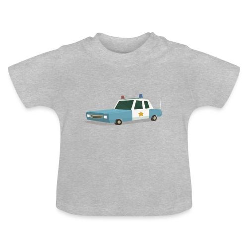Police car t shirt - Baby T-Shirt