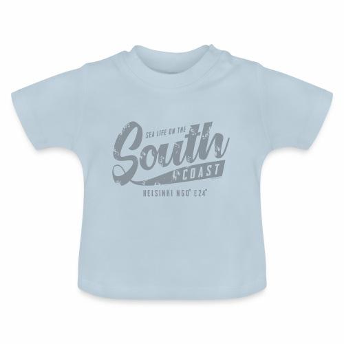 ETELÄRANNIKKO, SOUTH COAST HELSINKI COOL T-SHIRTS - Vauvan t-paita