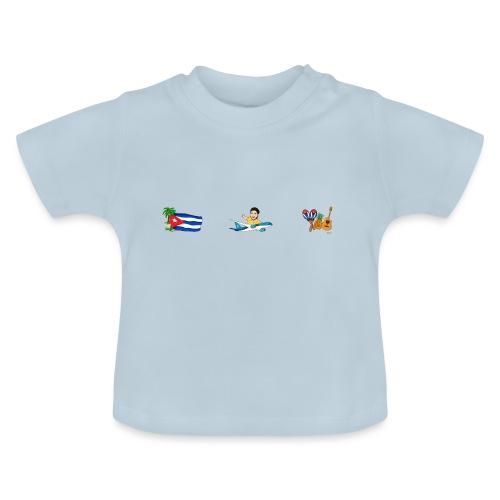 Cuba Premium - Viaja con Yoel - Camiseta bebé
