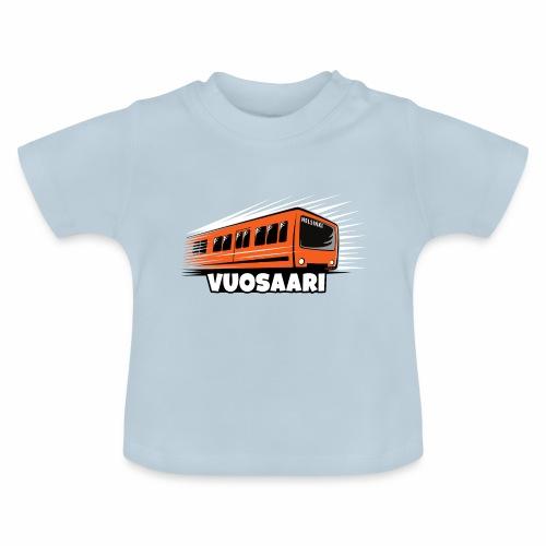 METRO VUOSAARI Helsinki, tekstiilit, lahjatuotteet - Vauvan t-paita