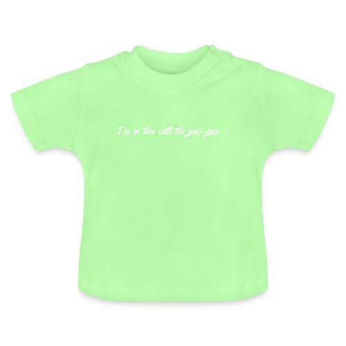 Pow-pow white - T-shirt Bébé