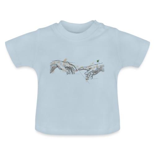 Creazione color - Maglietta per neonato