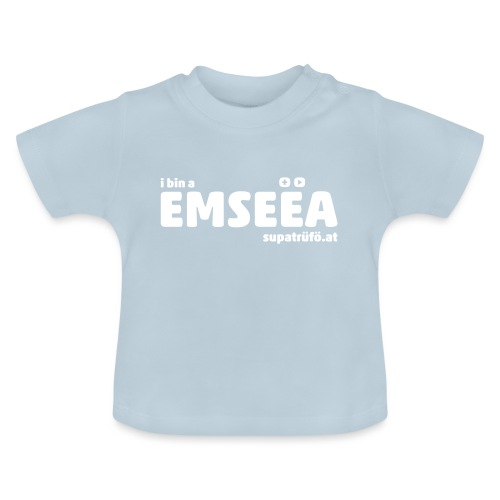 supatrüfö EMSEEA - Baby T-Shirt