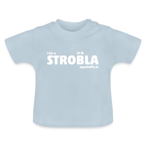 SUPATRÜFÖ STROBLA - Baby T-Shirt