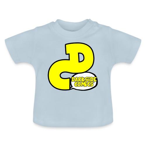 ®Darkside Comics DC Logo Kids - Baby T-Shirt
