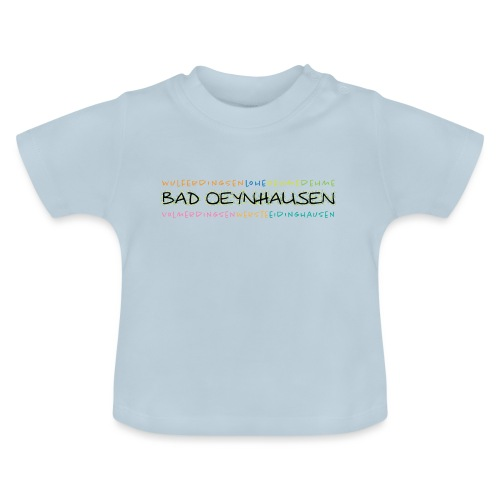 Colorful Oeynhausen - Baby T-Shirt