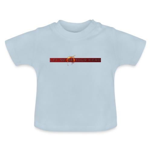 camisetas para parejas enamoradas - Camiseta bebé