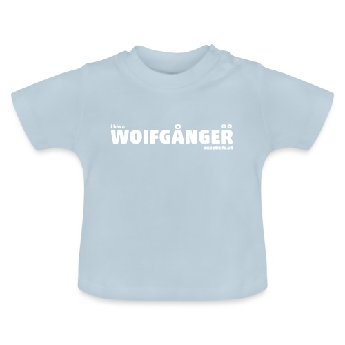 SUPATRÜFÖ WOIFGANGER - Baby T-Shirt