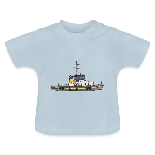 Schlepper Schleppschiff c - Baby T-Shirt