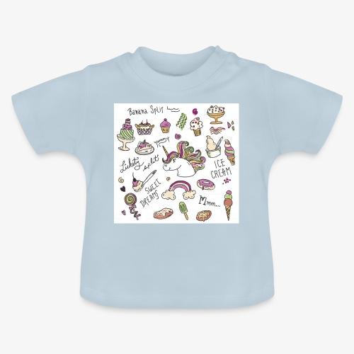 JEDNOROŻCE - Koszulka niemowlęca
