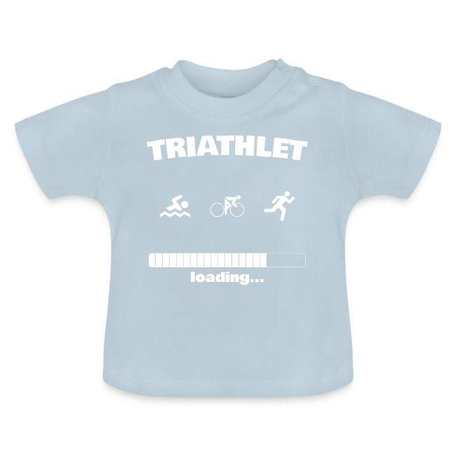 Triathlet loading... Baby Motiv
