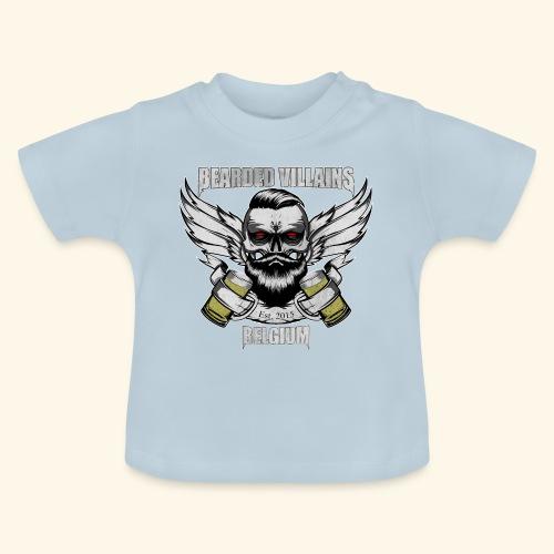 Bearded Villains Belgium - Baby T-Shirt