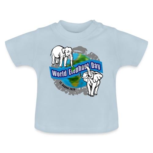 World Elephant Day 2020 - Baby T-Shirt