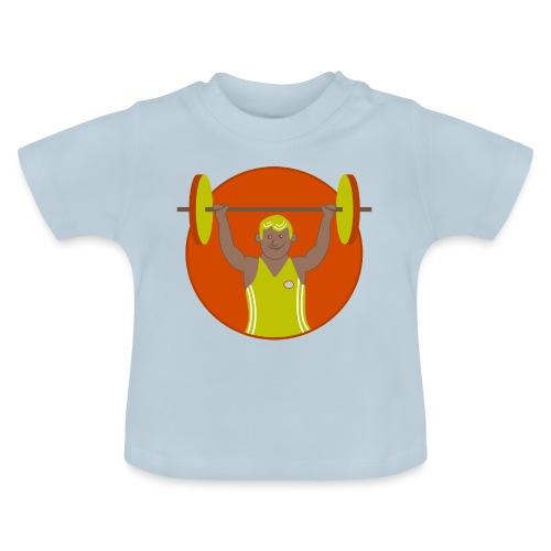 Motivation musculation - T-shirt Bébé