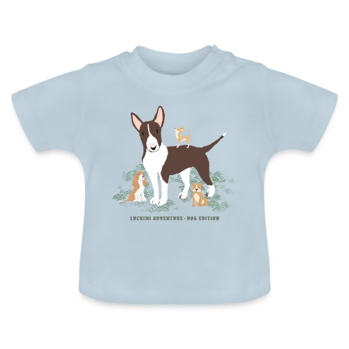Dog edition - Kids - Baby-T-shirt