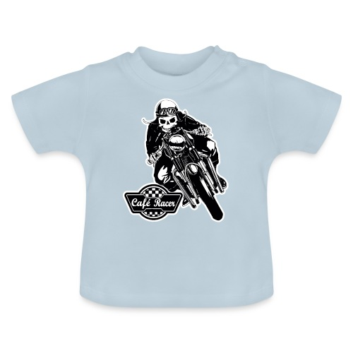 Café Racer - Camiseta bebé