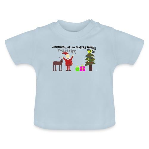 jouaieu tichert 2 la par 2 moua - T-shirt Bébé