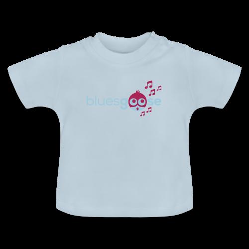 bluesgoose #01 - Baby T-Shirt