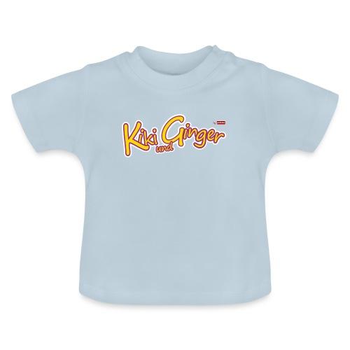 patame Kiki und Ginger Logo - Baby T-Shirt