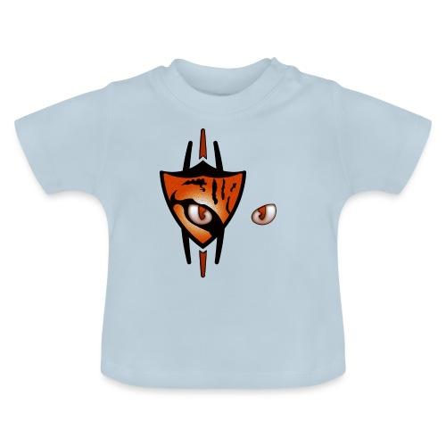 Ocelot Scratch White full - Camiseta bebé