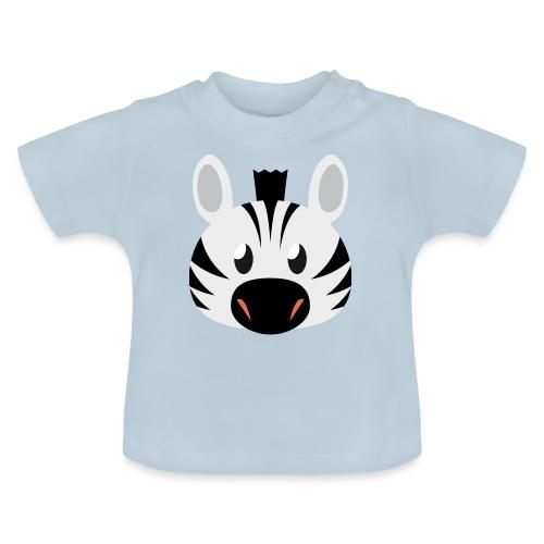 Zebra Zoe - Baby T-Shirt