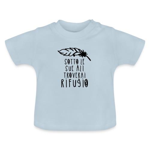 Sotto le sue ali N - Maglietta per neonato