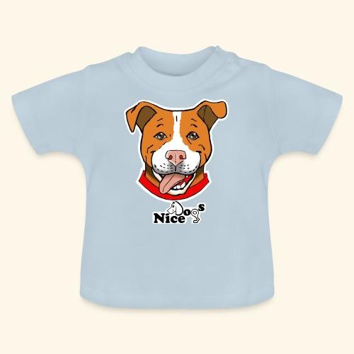 pitbull2 - Maglietta per neonato